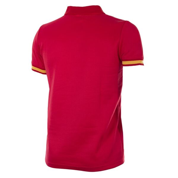 Spanje 1988 Retro Voetbalshirt 4