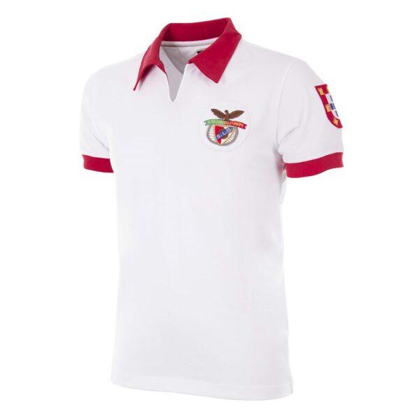 Benfica 1968 Uit Retro Voetbalshirt