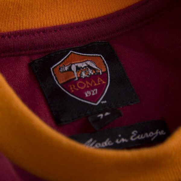 AS Roma 'My First Voetbalshirt' 8