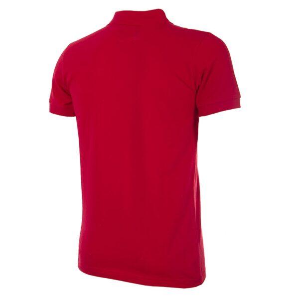 AS Roma 1961 - 62 Retro Voetbalshirt 4