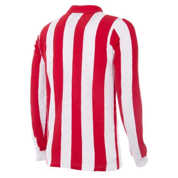 Atletico Madrid 1939 - 40 Retro Voetbalshirt 4