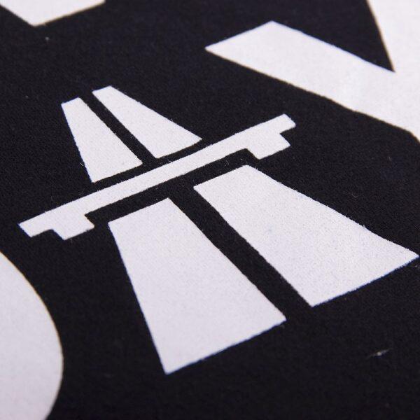 Away Days T-Shirt | Zwart 8