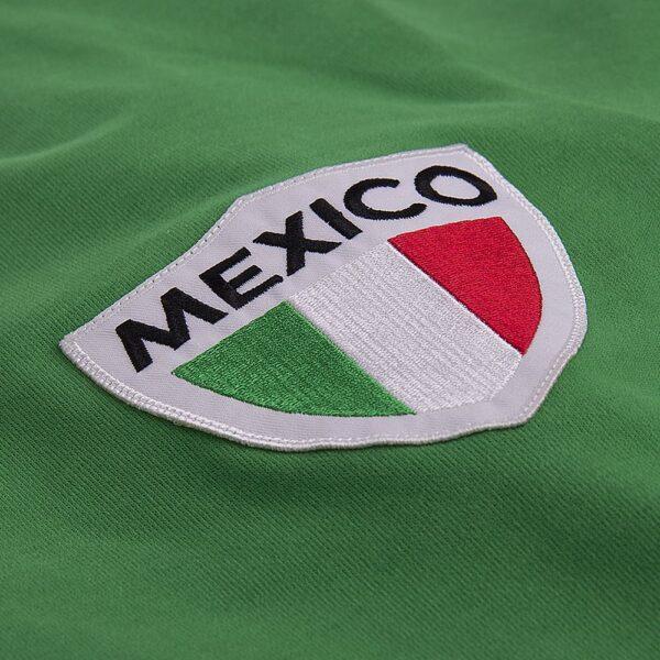 Mexico Pelé 1980's Retro Voetbalshirt 2