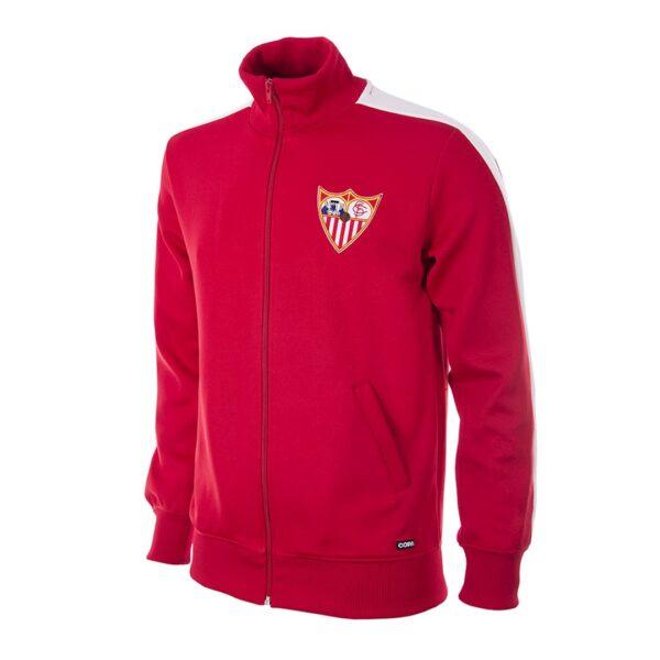 Sevilla FC 1970 - 71 Retro Trainingsjack