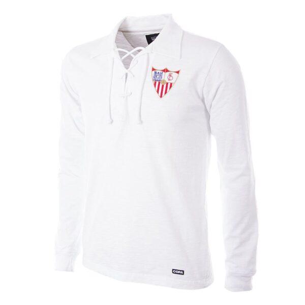 Sevilla FC 1945 - 46 Retro Voetbalshirt