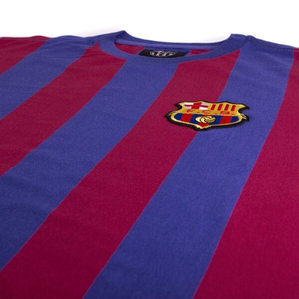 FC Barcelona Captain Retro T-Shirt 6