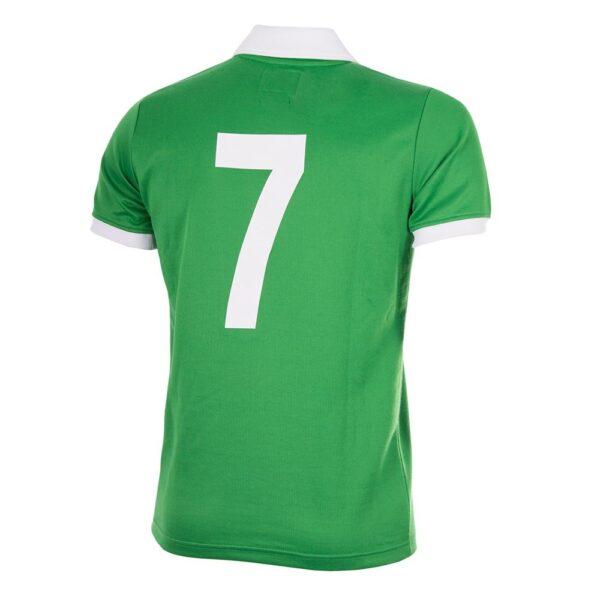 George Best Noord-Ierland 1977 Retro Voetbalshirt 4
