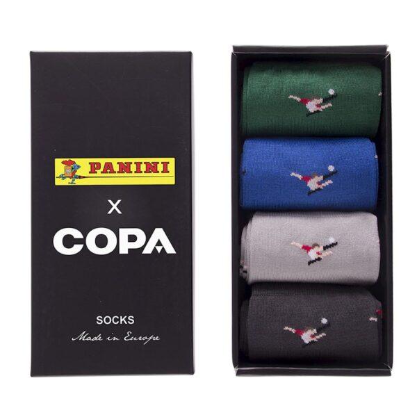 Panini x COPA Rovesciata Sokken Box Set