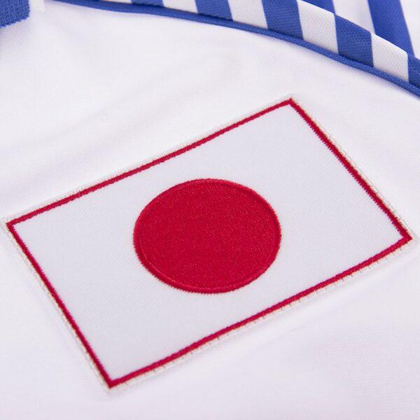 Japan 1987 - 88 Retro Voetbalshirt 2