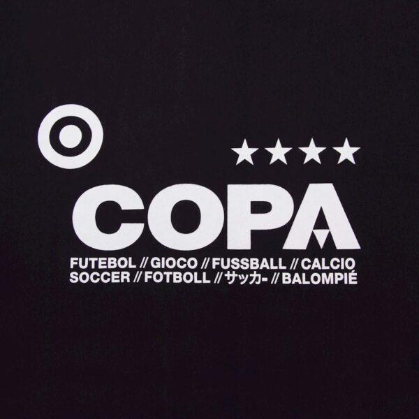 COPA Basic T-Shirt | Zwart 2