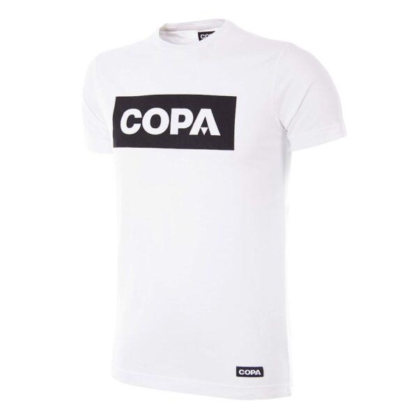 COPA Box Logo T-Shirt | Wit
