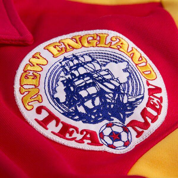 New Engeland Tea Men 1978 Retro Voetbalshirt 2