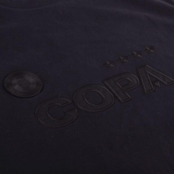 COPA All Black Logo T-Shirt 6