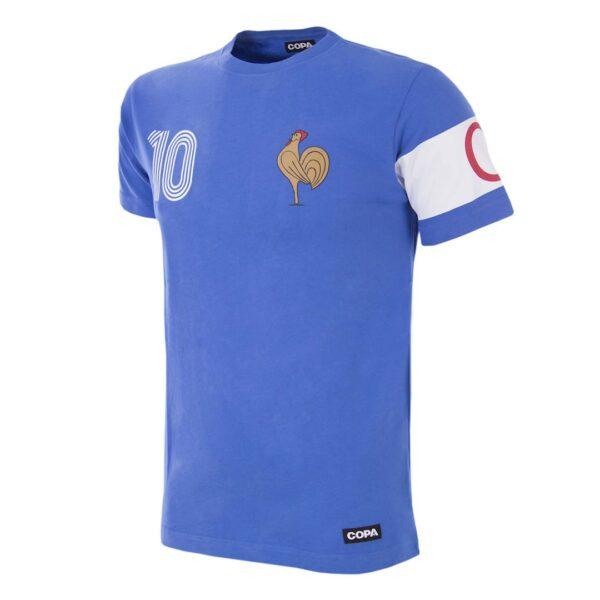 Frankrijk Capitaine T-Shirt