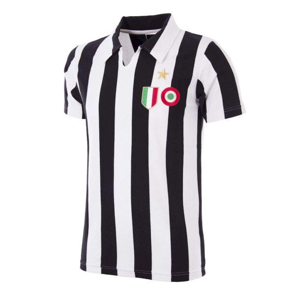 Juventus 1960 - 61 Retro Voetbalshirt