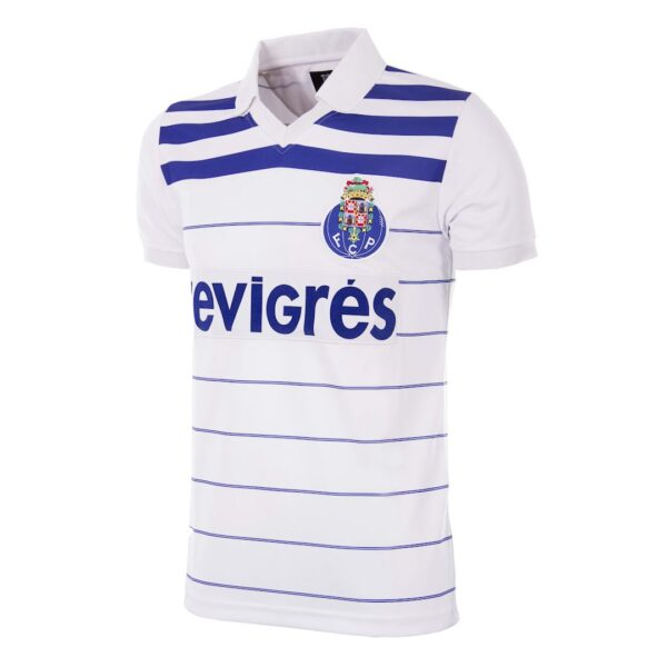 FC Porto 1985 - 86 Uit Retro Voetbalshirt