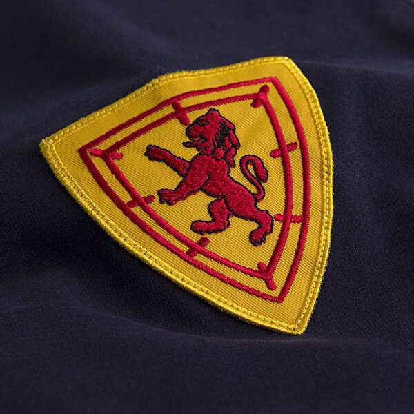 Schotland 1960's Retro Voetbalshirt 2