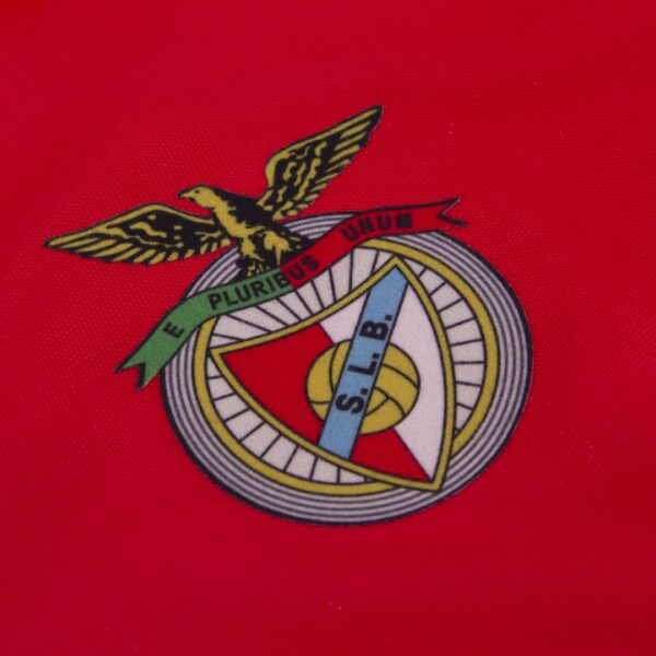Benfica 1992 - 93 Retro Voetbalshirt 2
