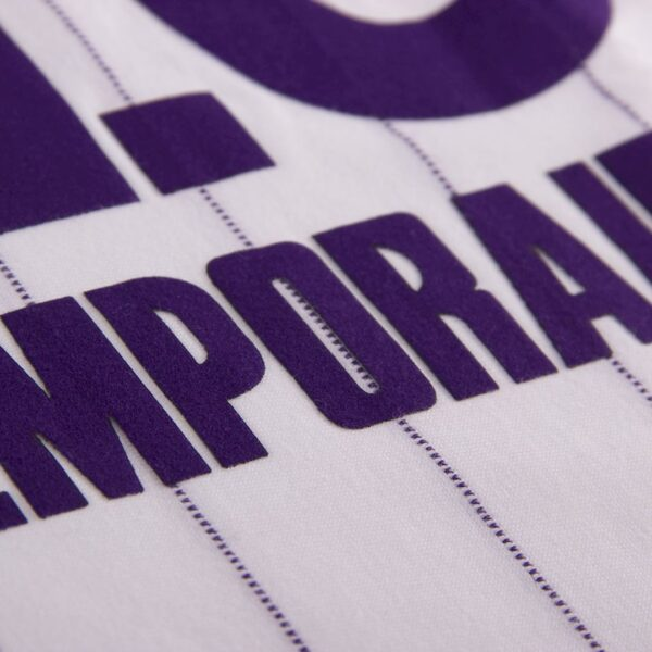 Toulouse FC 1983 - 84 Uit Retro Voetbalshirt 6