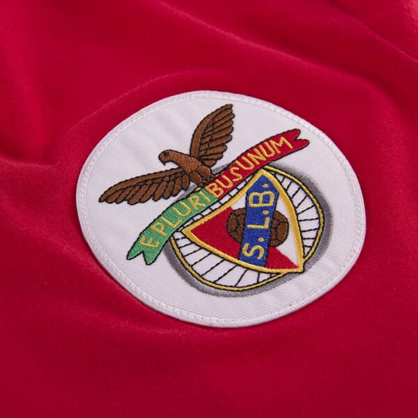 Benfica Retro Captain T-Shirt 2