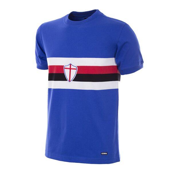 Sampdoria 1975 - 76 Retro Voetbalshirt