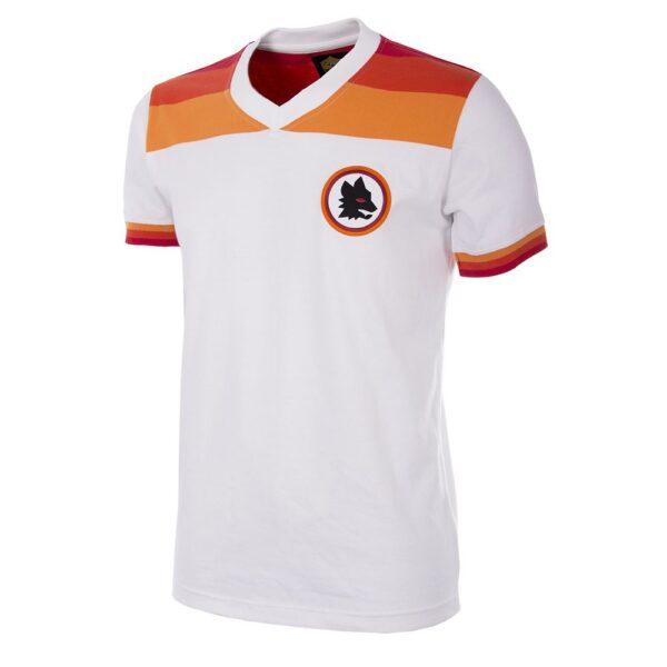 AS Roma 1978 - 79 Uit Retro Voetbalshirt