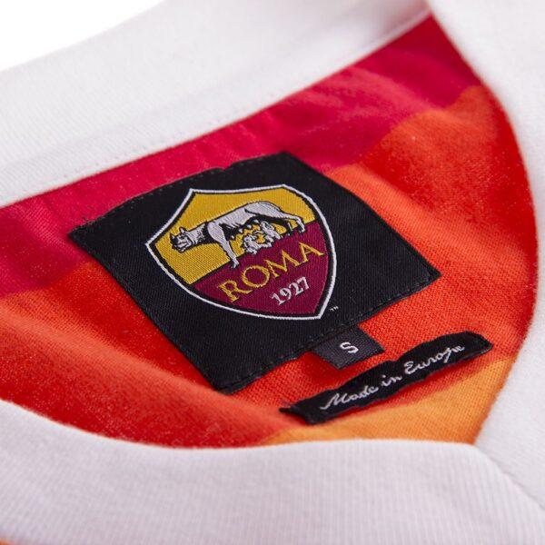 AS Roma 1978 - 79 Uit Retro Voetbalshirt 8