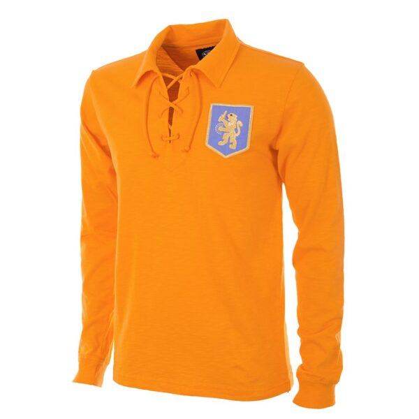 Holland 1934 Retro Voetbalshirt