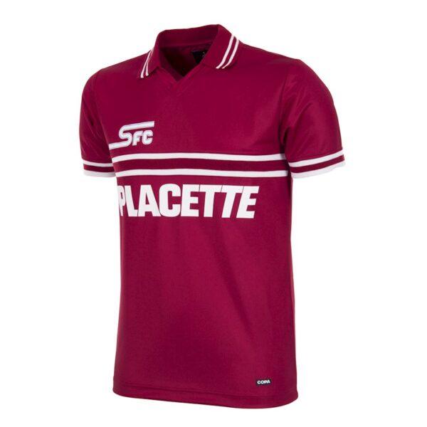 Servette FC 1984 - 85 Retro Voetbalshirt