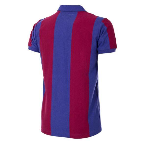 FC Barcelona 1980 - 81 Retro Voetbalshirt 4