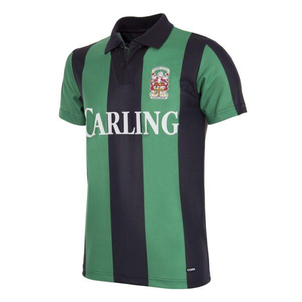 Stoke City FC 1994 - 95 Uit Retro Voetbalshirt