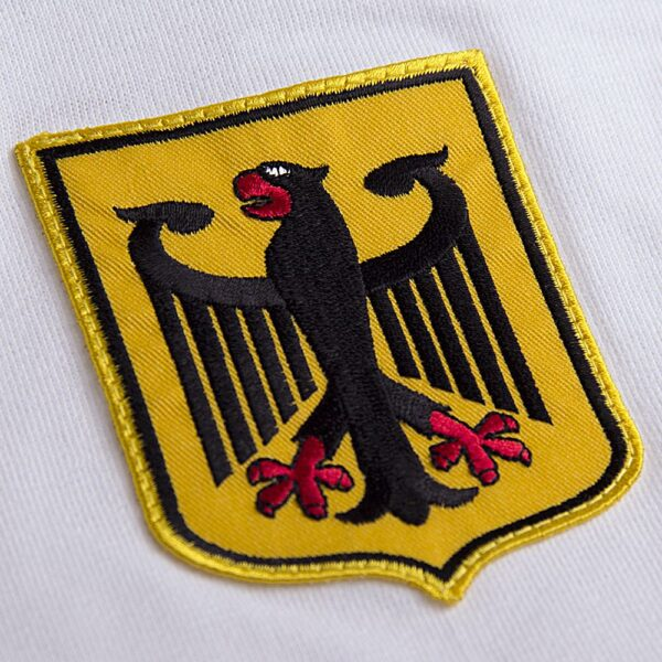 West-Duitsland 1970's Retro Voetbalshirt 2
