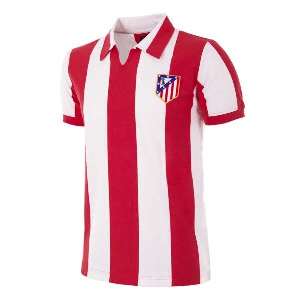 Atletico Madrid 1970 - 71 Retro Voetbalshirt