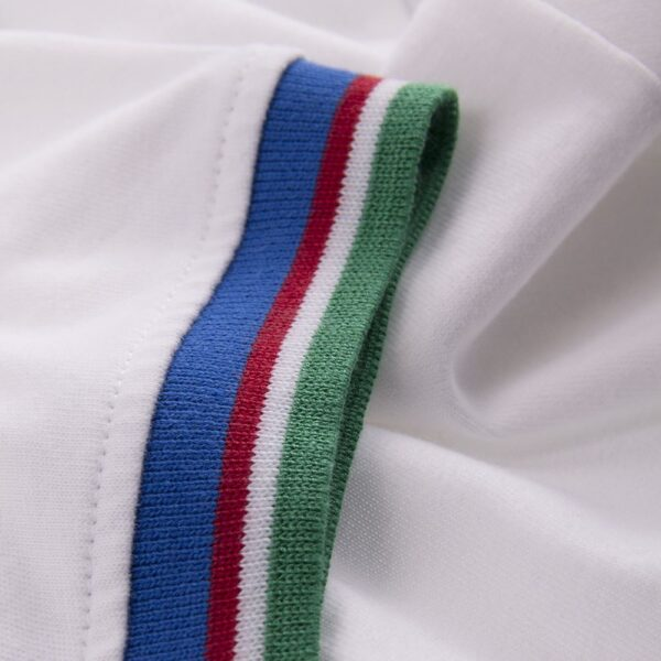 Italië Uit WK 1982 Retro Voetbalshirt 8