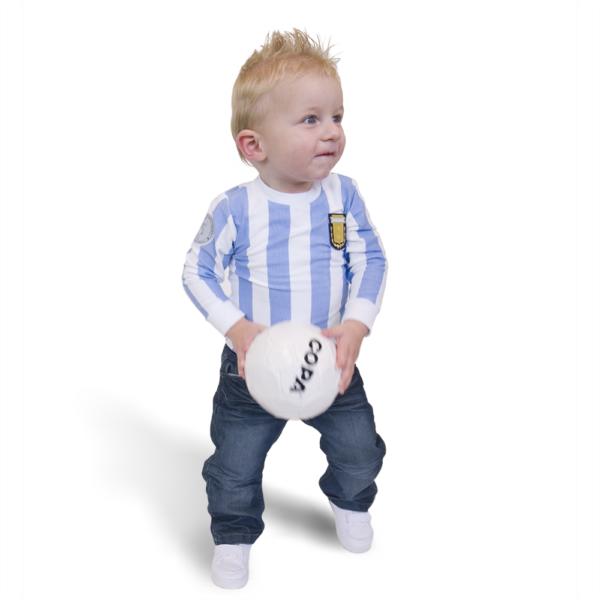 Argentinië 'My First Voetbalshirt' 10