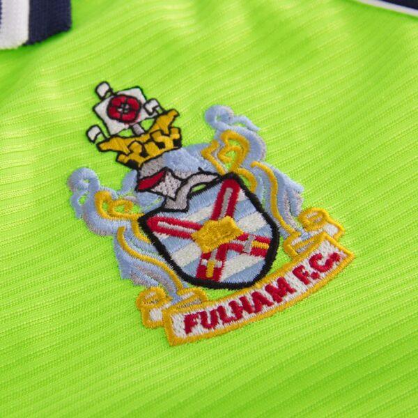 Fulham FC 1999 - 2000 Uit Retro Voetbalshirt 2