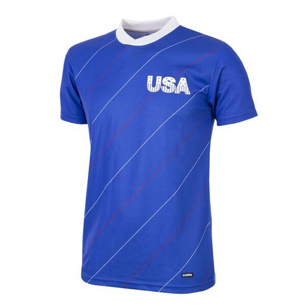 USA 1984 Retro Voetbalshirt