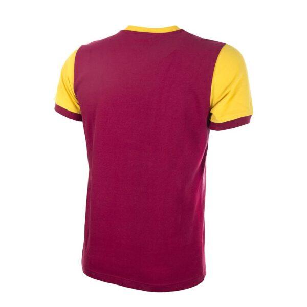 Dukla Praag 1960's Retro Voetbalshirt 4