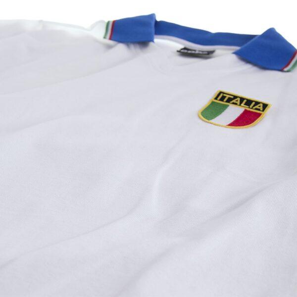 Italië Uit WK 1982 Retro Voetbalshirt 6