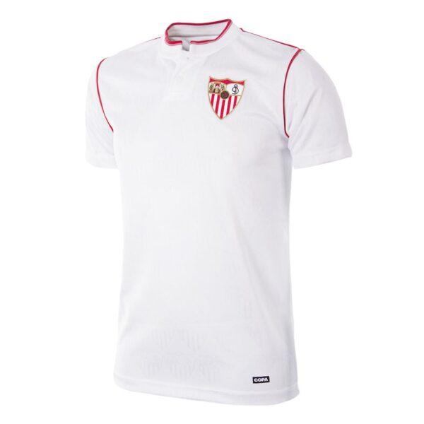 Sevilla FC 1992 - 93 Retro Voetbalshirt