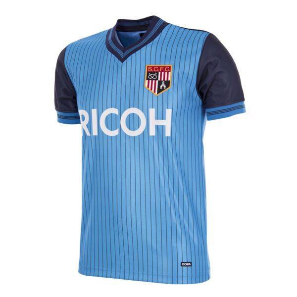Stoke City FC 1983 - 85 Uit Retro Voetbalshirt