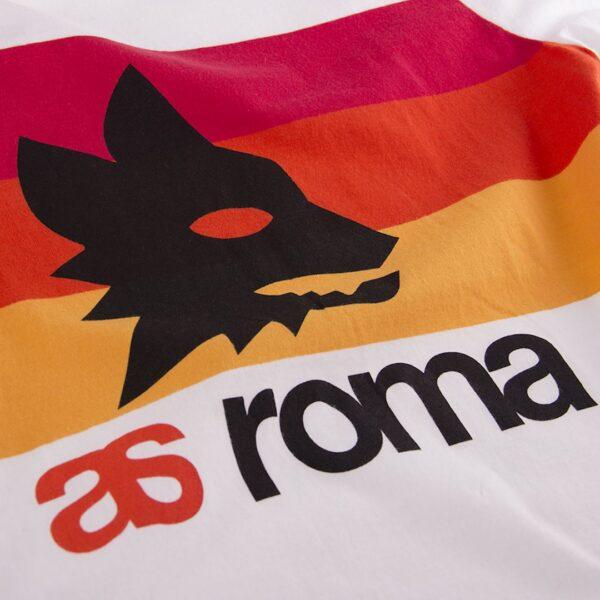 AS Roma Retro T-Shirt 2