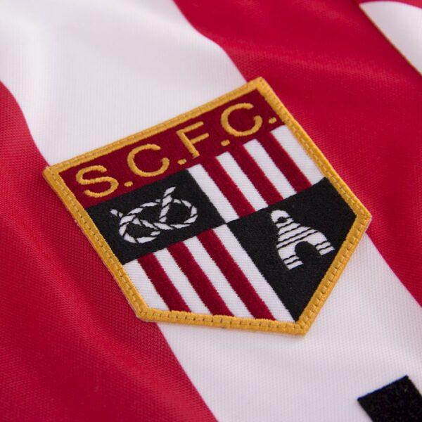 Stoke City FC 1981 - 83 Retro Voetbalshirt 2