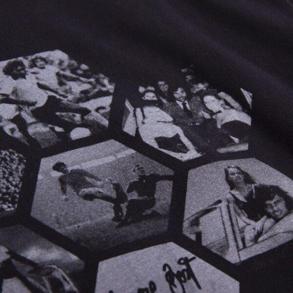 George Best Hexagon T-Shirt 4