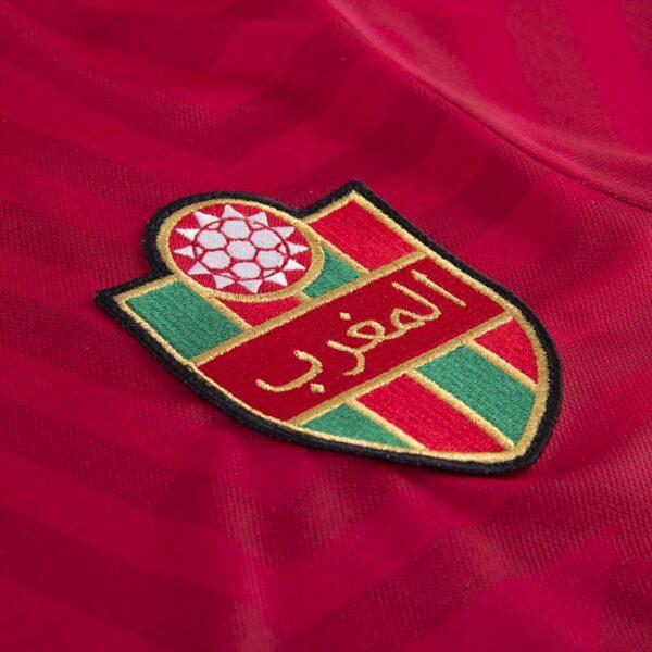 Marokko Voetbalshirt 4