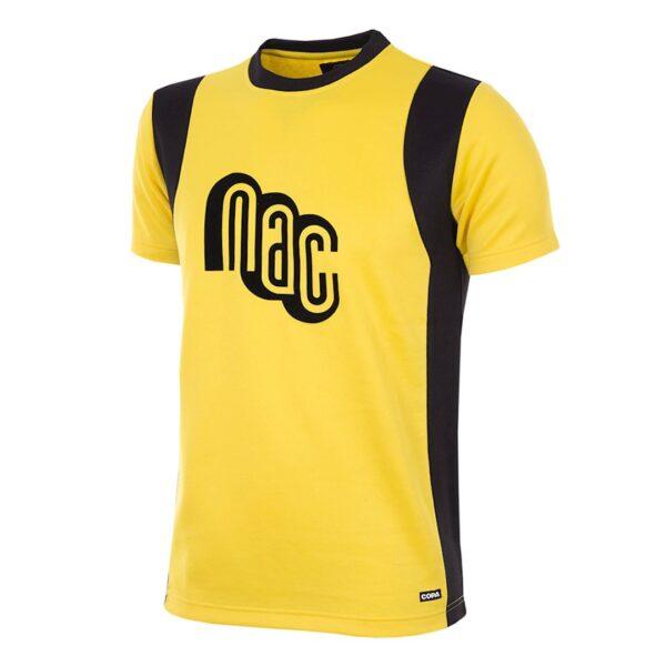 NAC Breda 1981 - 82 Retro Voetbalshirt