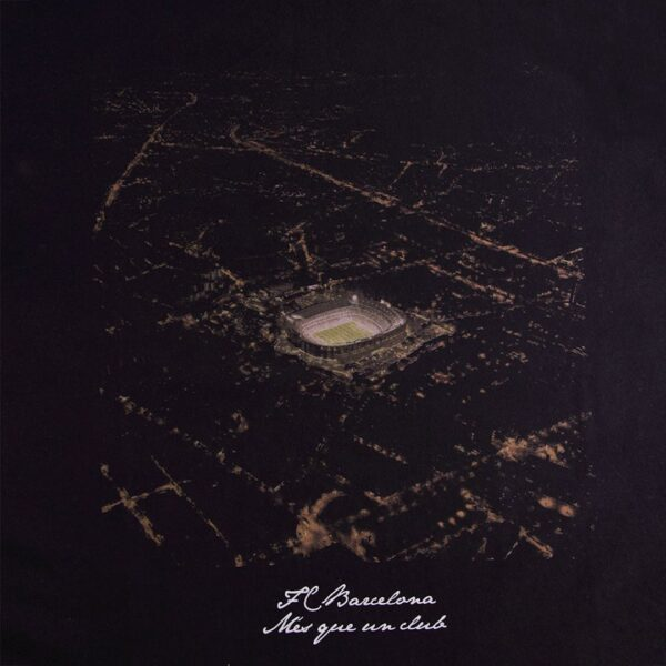 FC Barcelona By Night T-shirt 2