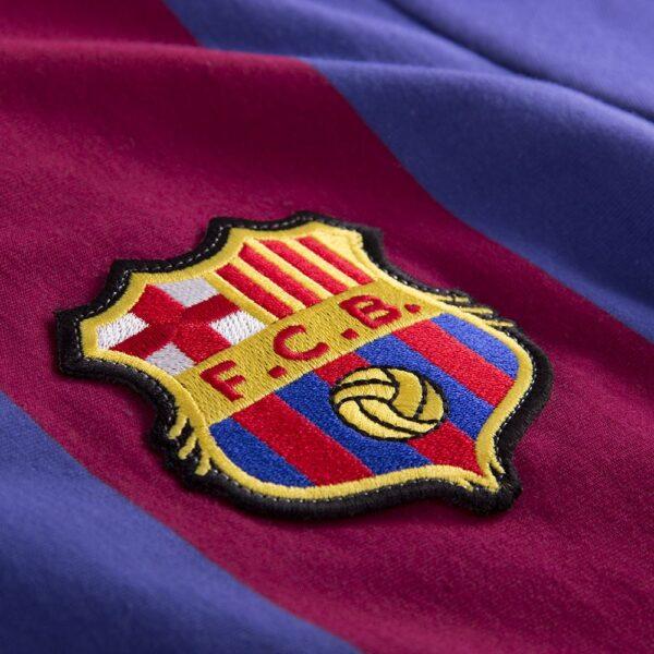 FC Barcelona 1973 - 74 Retro Voetbalshirt 2