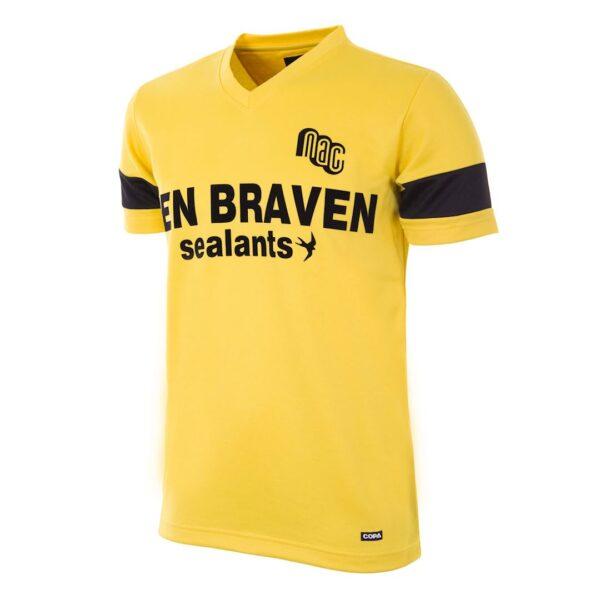 NAC Breda 1989 - 90 Retro Voetbalshirt