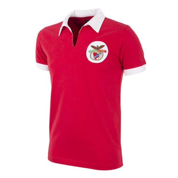 Benfica 1962 - 63 Retro Voetbalshirt